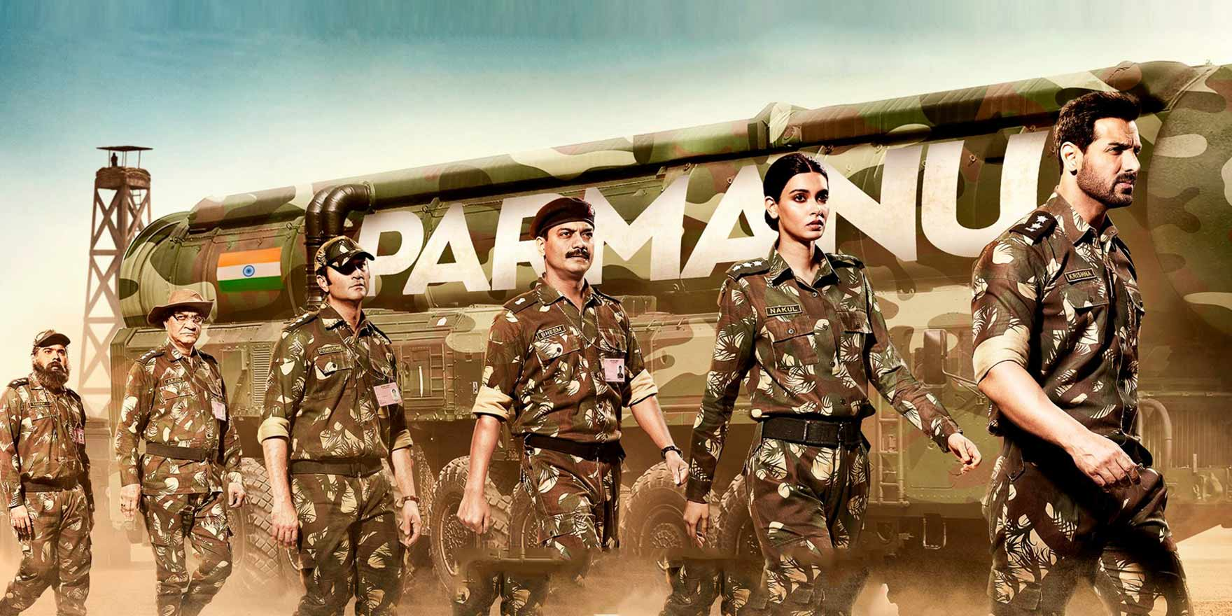Parmanu: The Story of Pokhran - Header Image