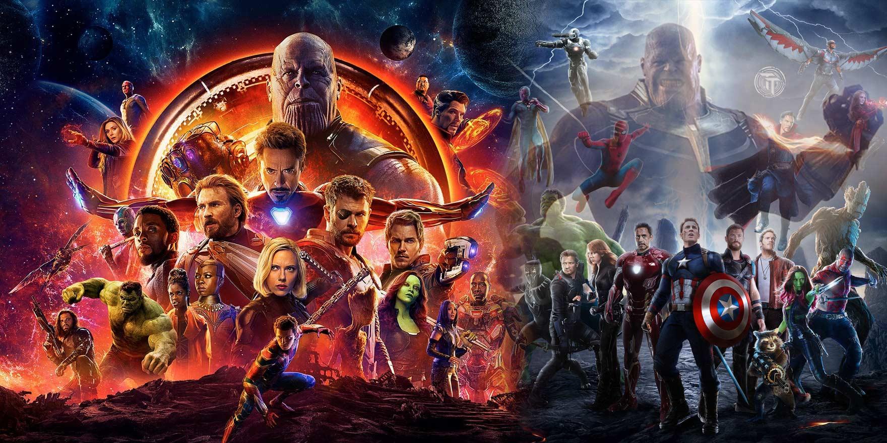 Avengers: Infinity War - Header Image