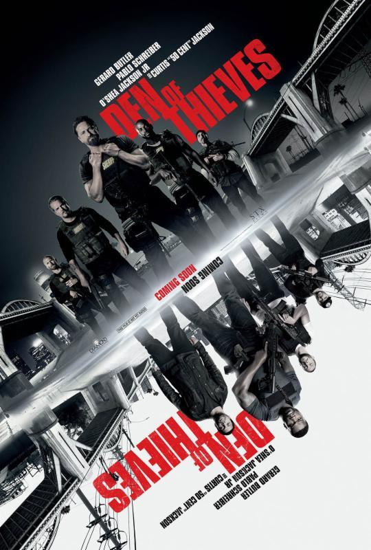 Den of Thieves - Poster