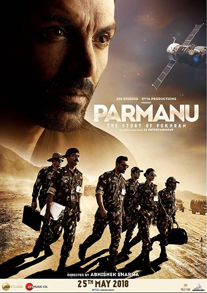 Parmanu: The Story of Pokhran - Poster