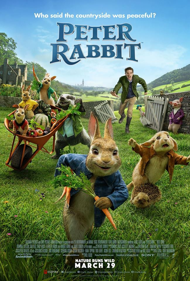 Peter Rabbit - Poster
