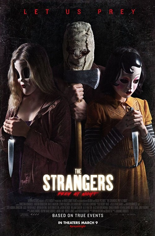 The Strangers: Prey at Night - Poster