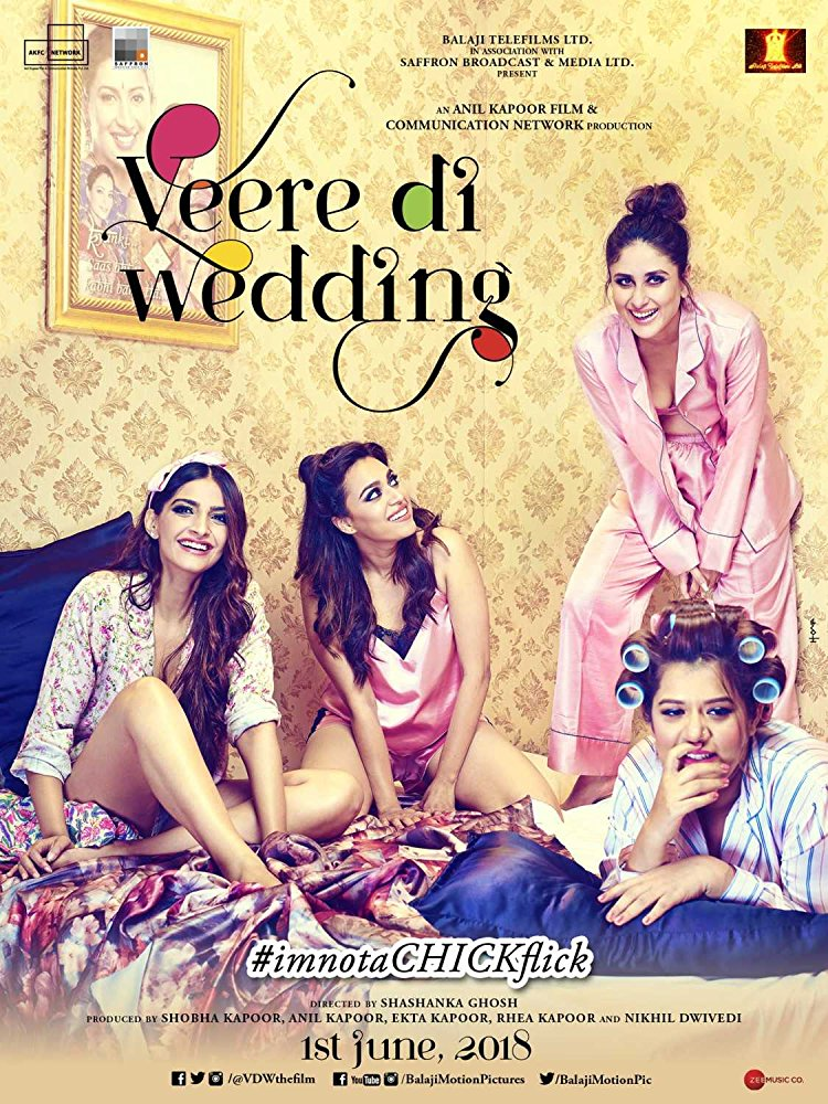 Veere Di Wedding - Poster