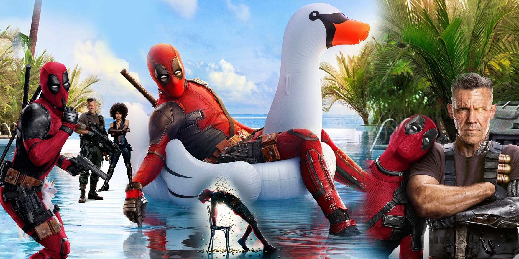 Deadpool 2 - Header Image