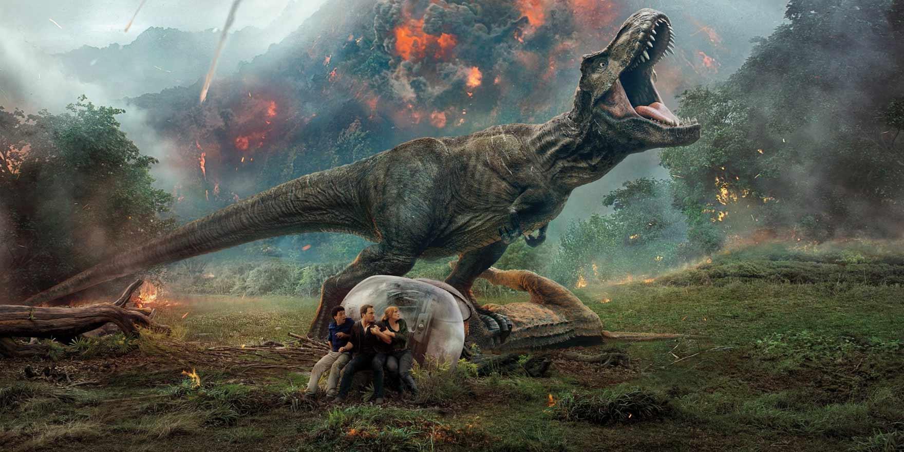 Jurassic World: Fallen Kingdom - Header Image