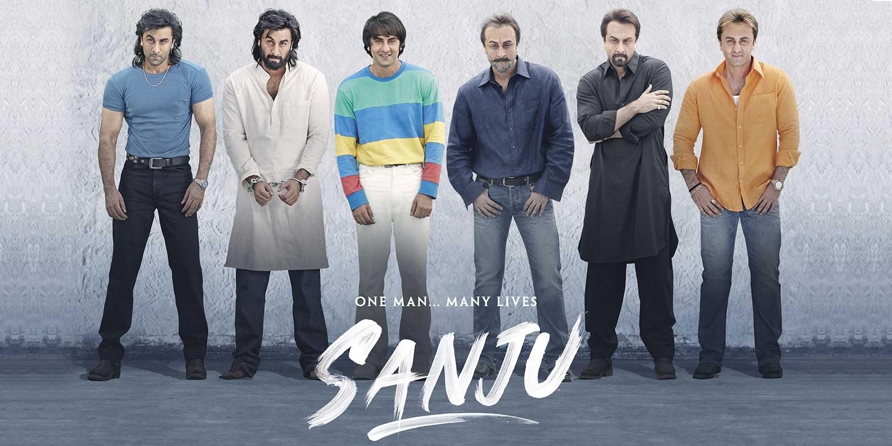 Sanju - Header Image