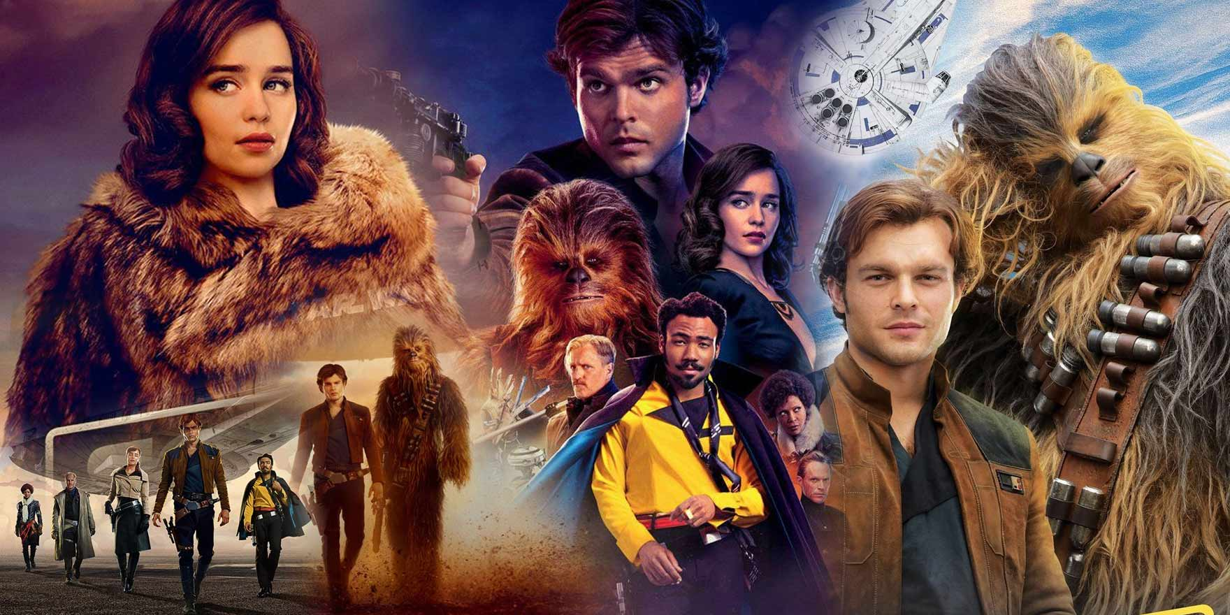 Solo: A Star Wars Story (3D) - Header Image