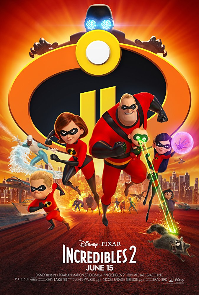 Incredibles 2 - Poster