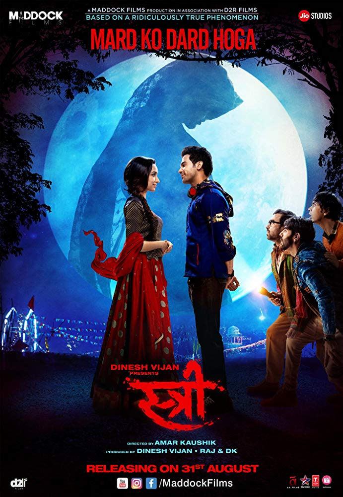 Stree - Poster