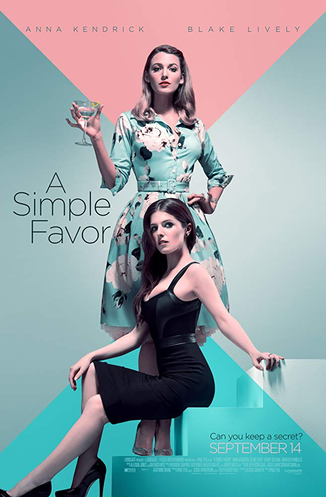 A Simple Favor - Poster