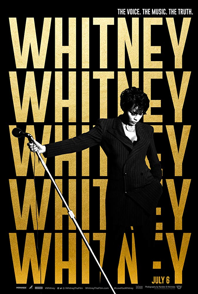 Whitney - Poster
