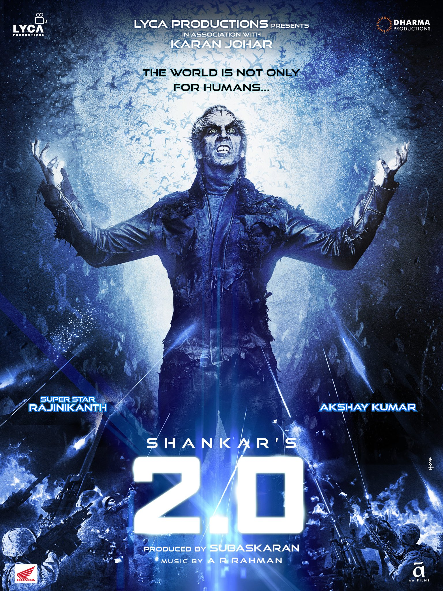 2.0 - Poster
