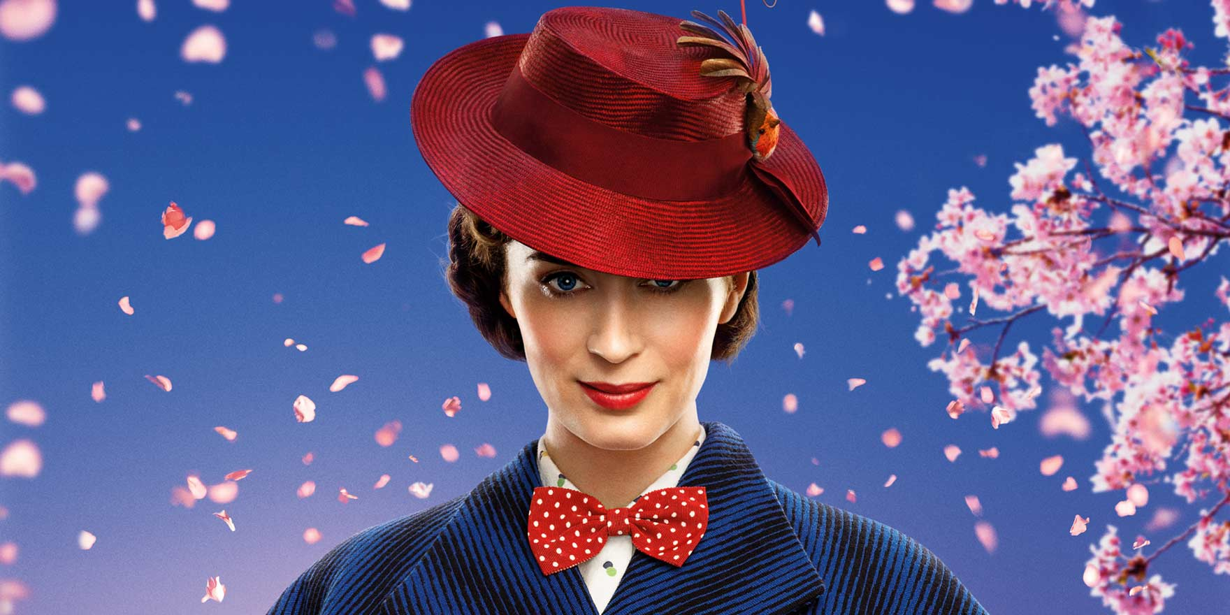 Mary Poppins Returns - Header Image