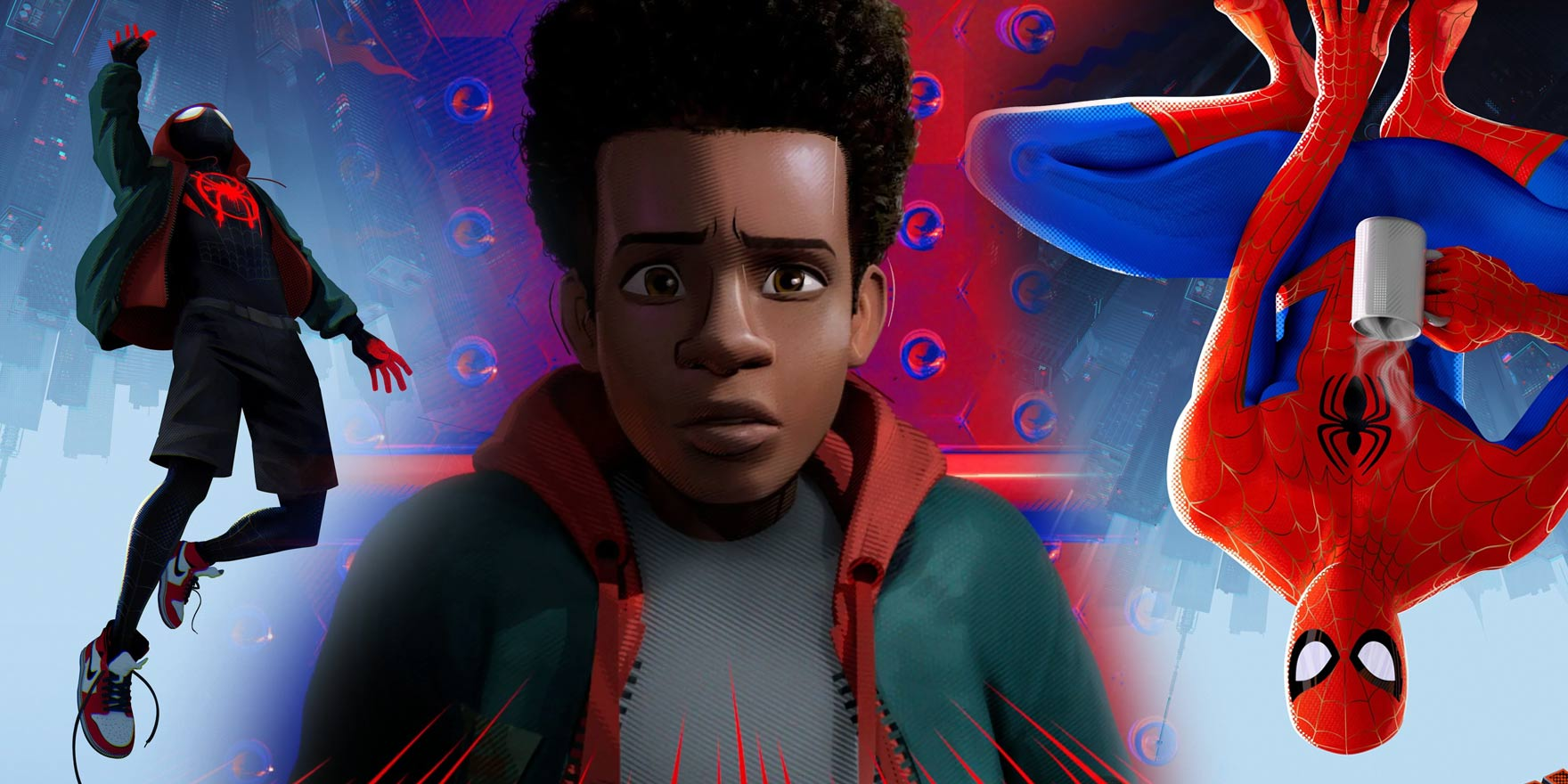 Spider-Man: Into the Spider-Verse - Header Image