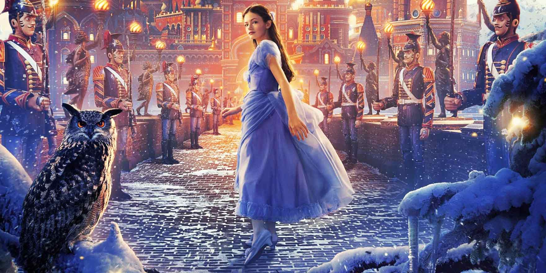 The Nutcracker and the Four Realms - Header Image