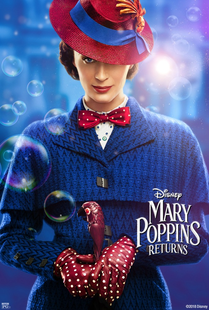 Mary Poppins Returns - Poster