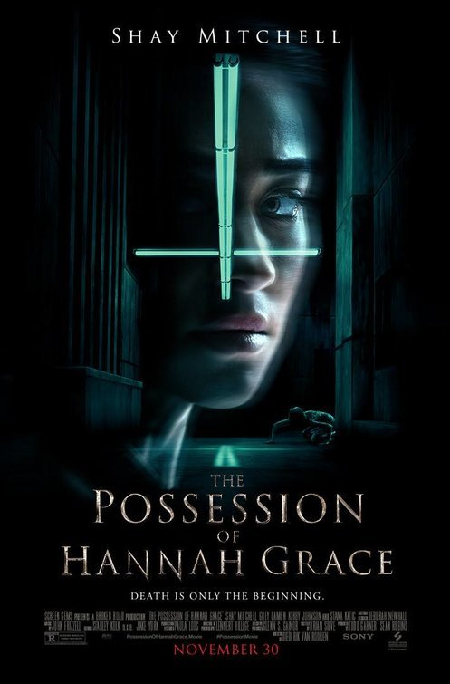 The Possession of Hannah Grace - Poster