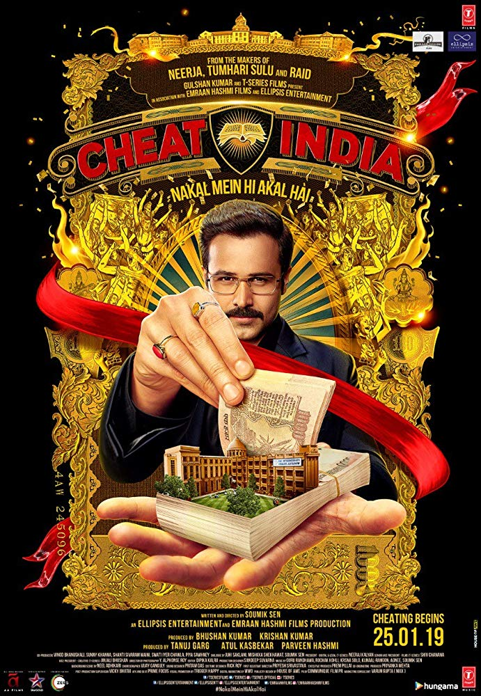 Why Cheat India - Poster