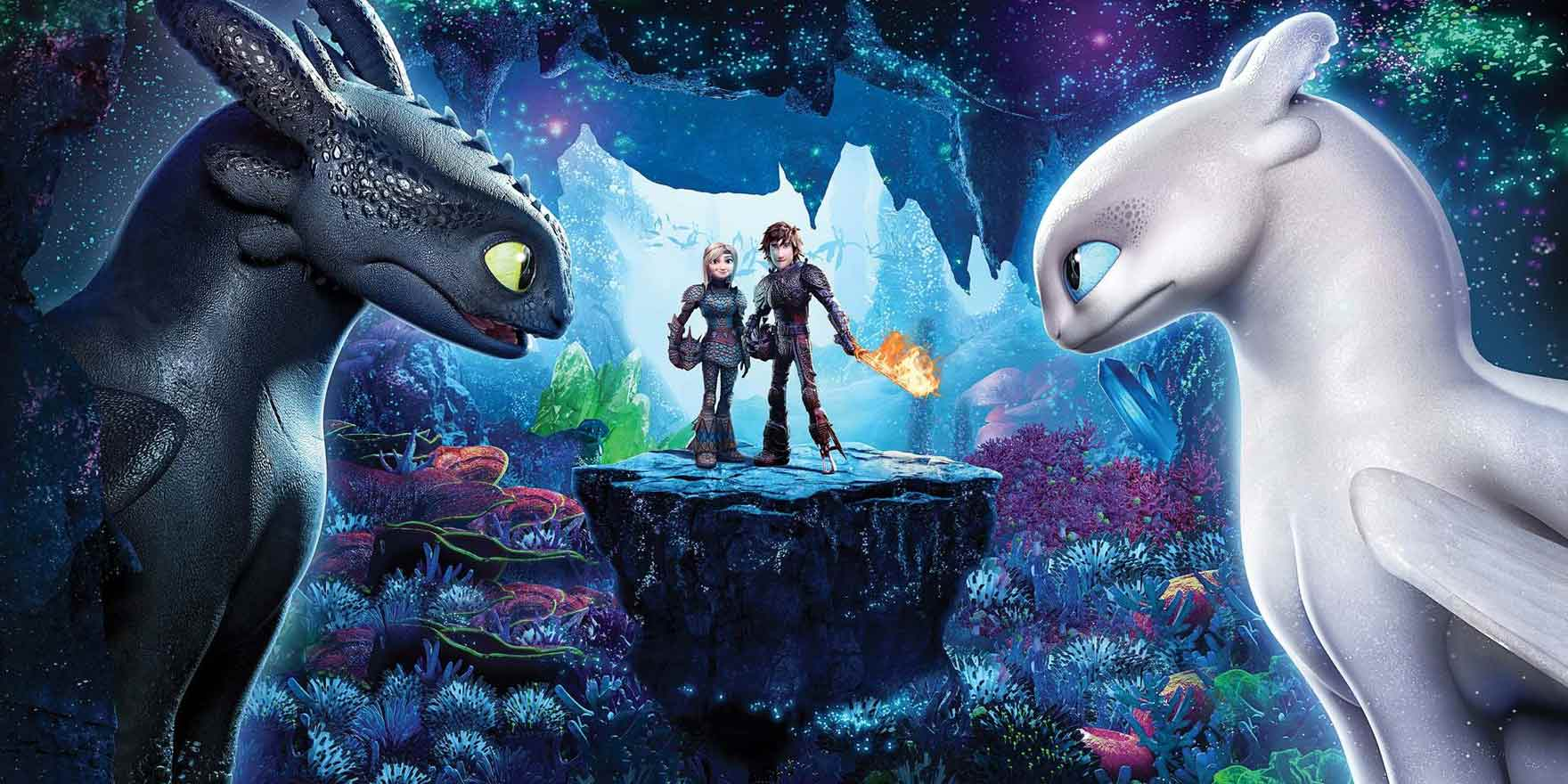 How to Train Your Dragon 3 - Header Image