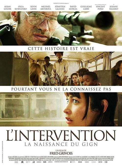 L'intervention - Poster