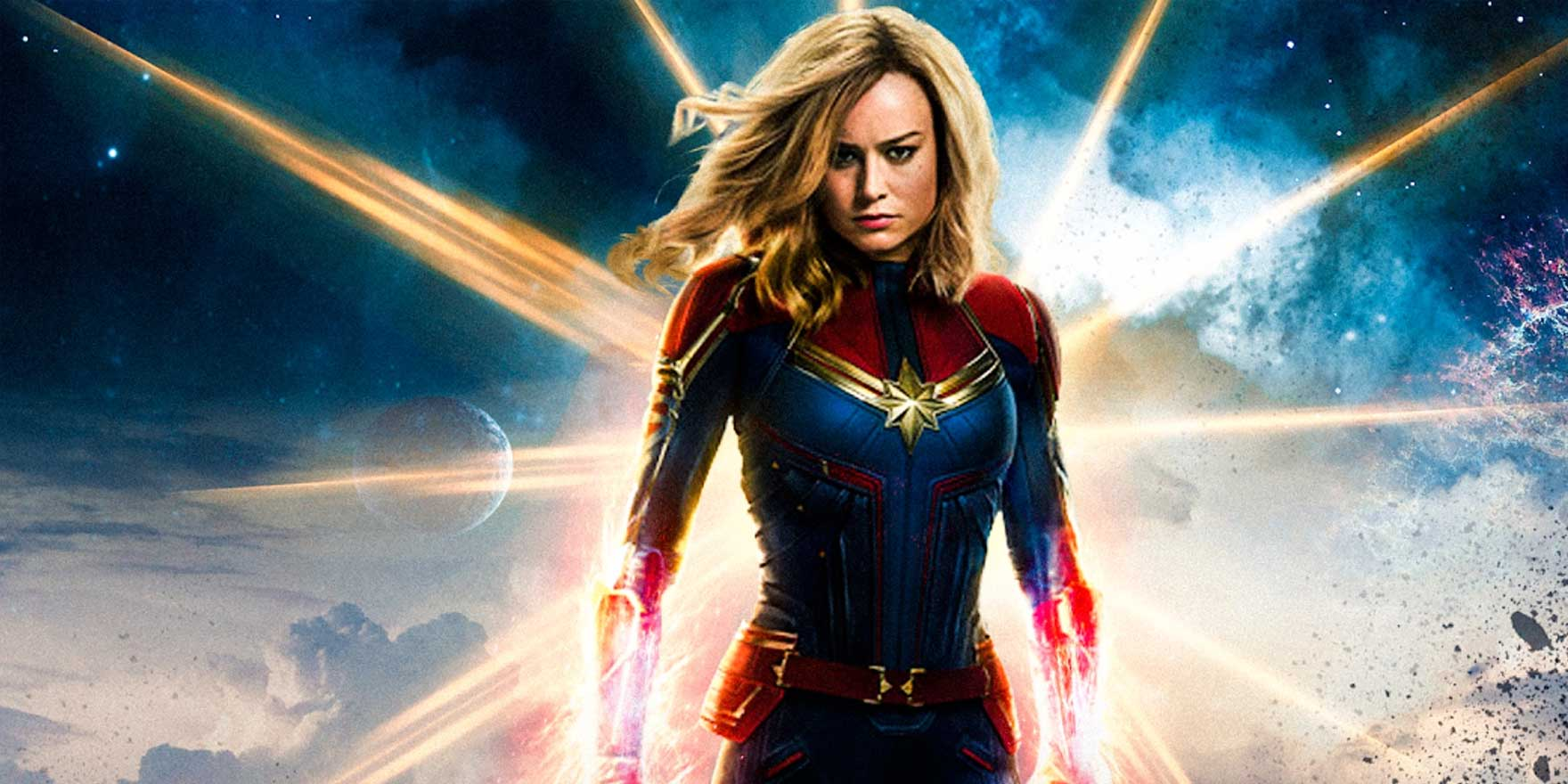 Captain Marvel - Header Image