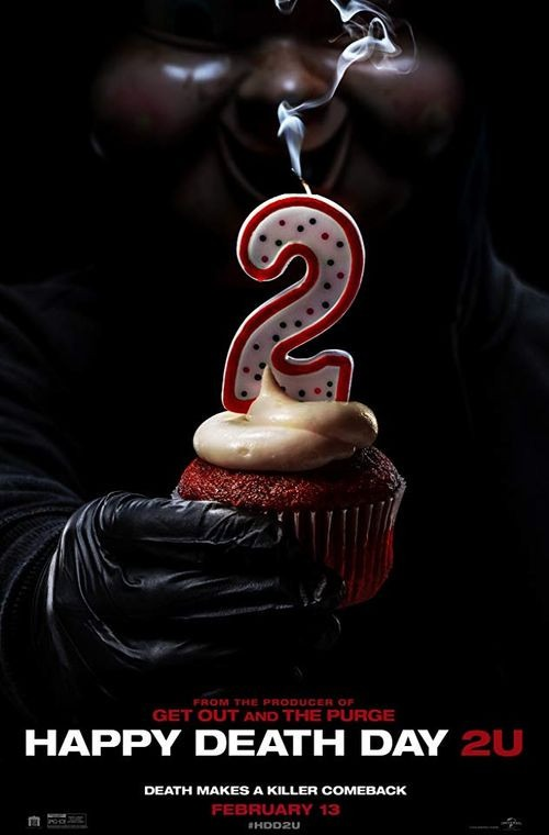 Happy Death Day 2U - Poster
