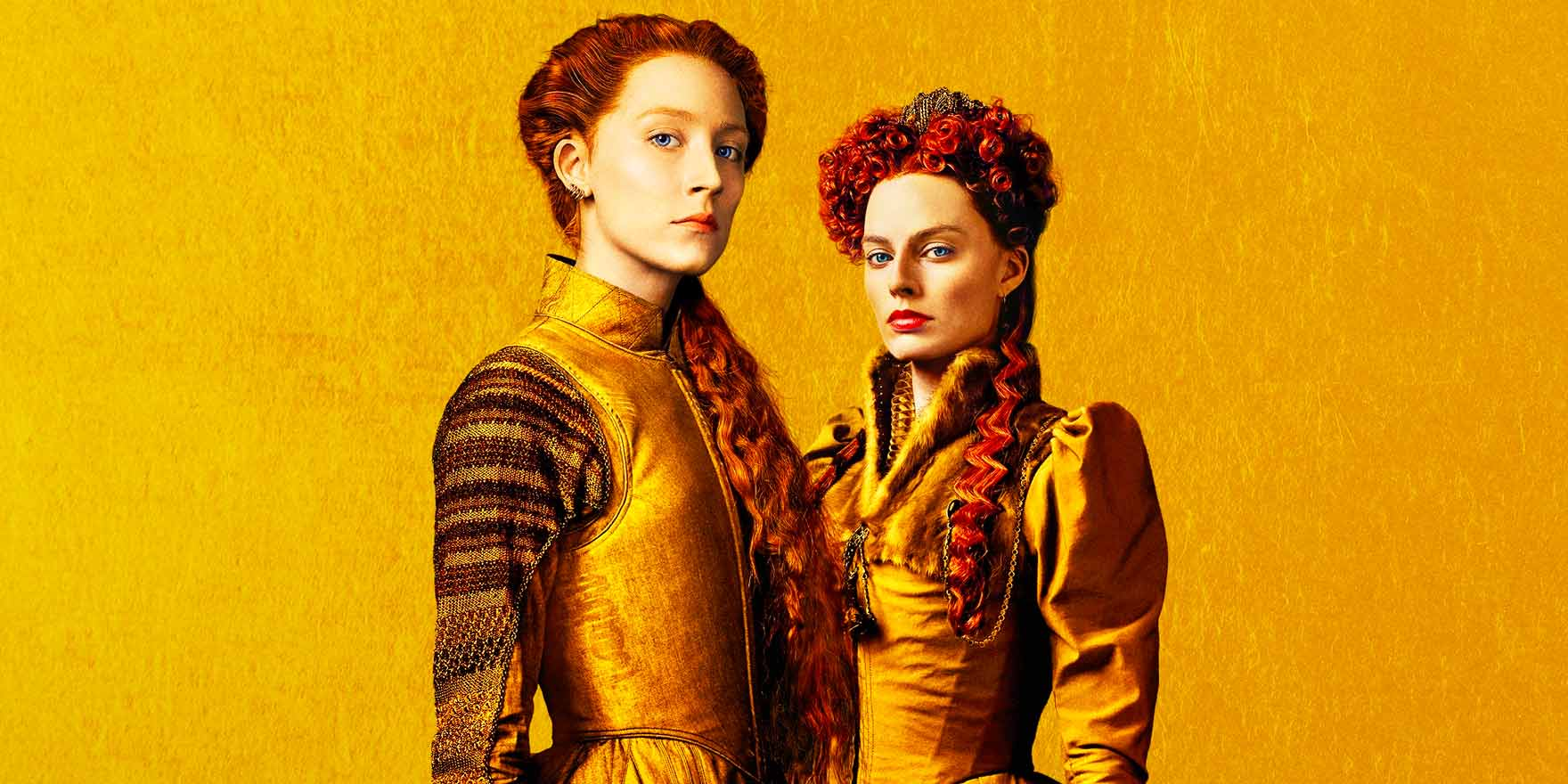 Mary Queen of Scots - Header Image