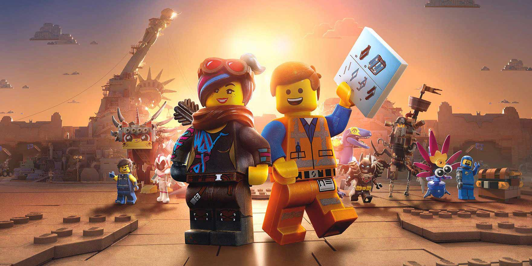 The Lego Movie 2: The Second Part - Header Image