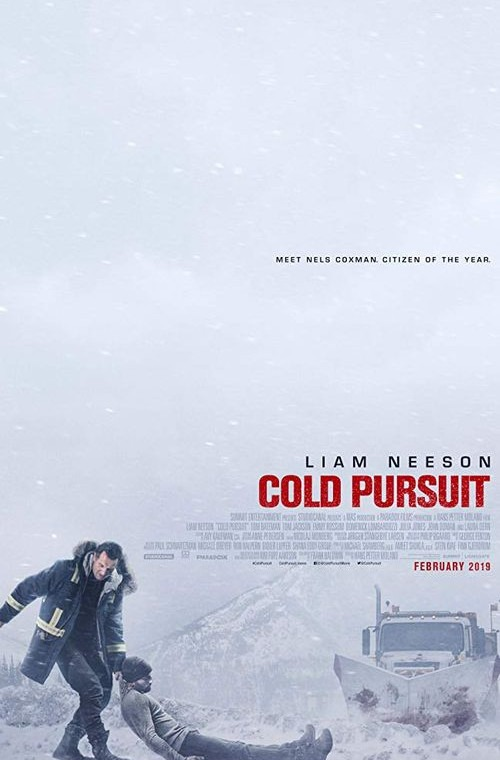 Cold Pursuit - Poster