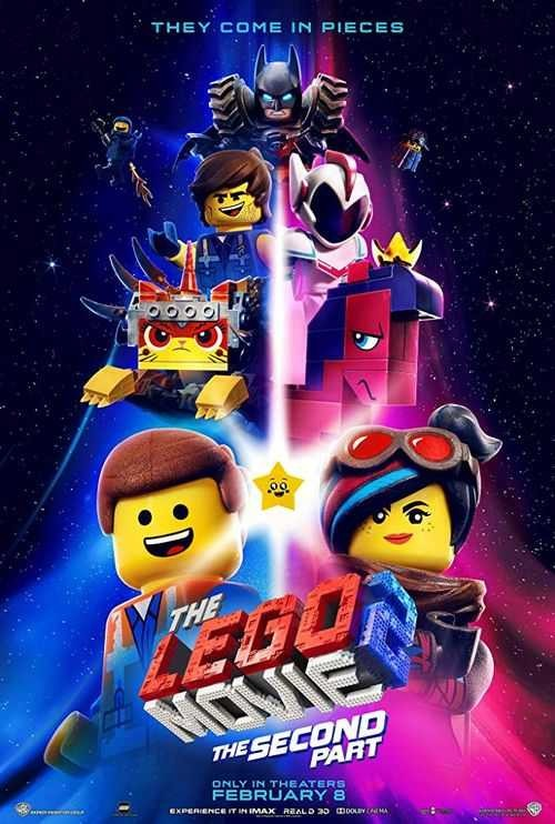 The Lego Movie 2: The Second Part - Poster
