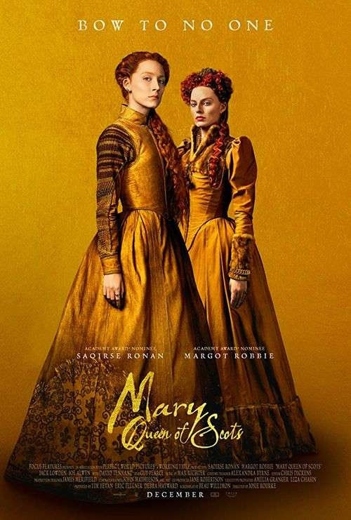 Mary Queen of Scots - Poster