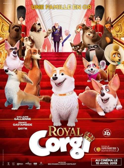 Royal Corgi - Poster