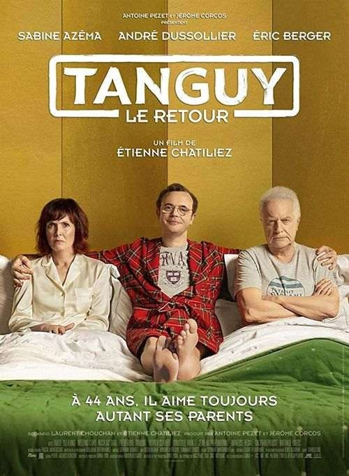 Tanguy Is Back - Poster