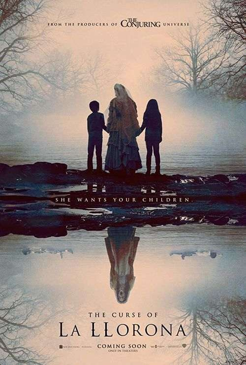 The Curse of La Llorona - Poster