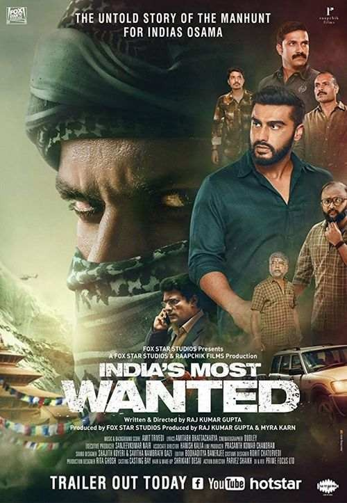 India's Most Wanted - Poster
