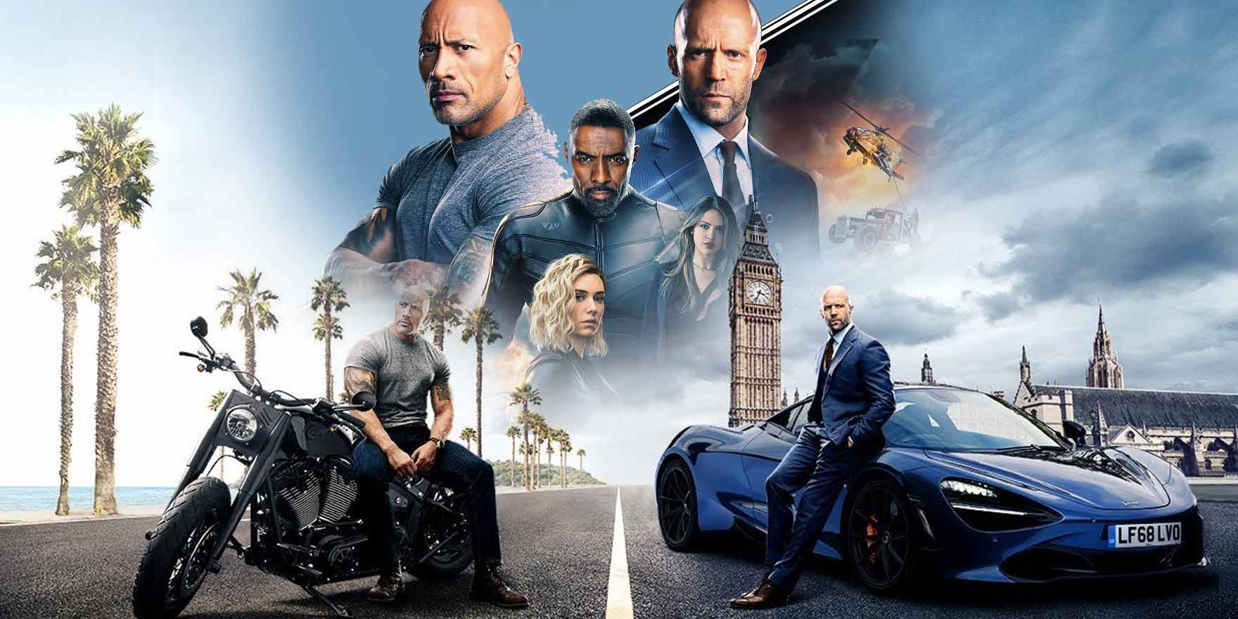 Fast & Furious : Hobbs & Shaw - Header Image