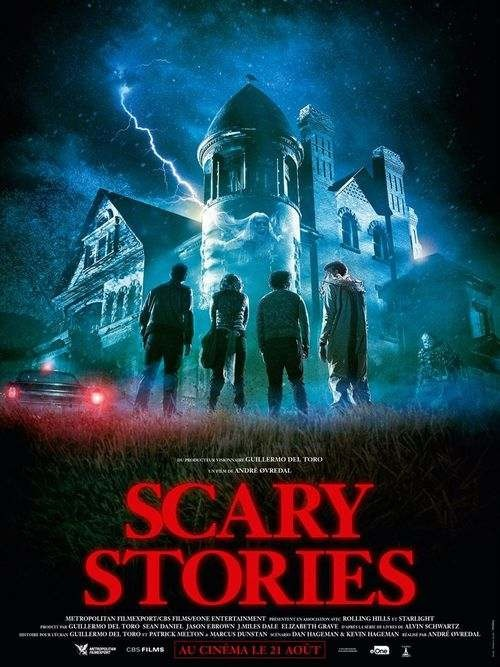 Scary Stories - Poster