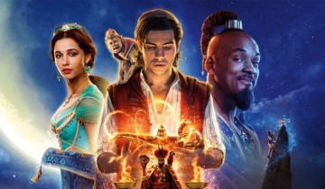 Aladdin (2019) – different but familiar