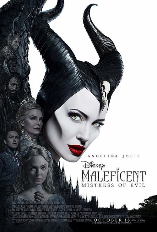 Maleficent: Mistress of Evil - Poster