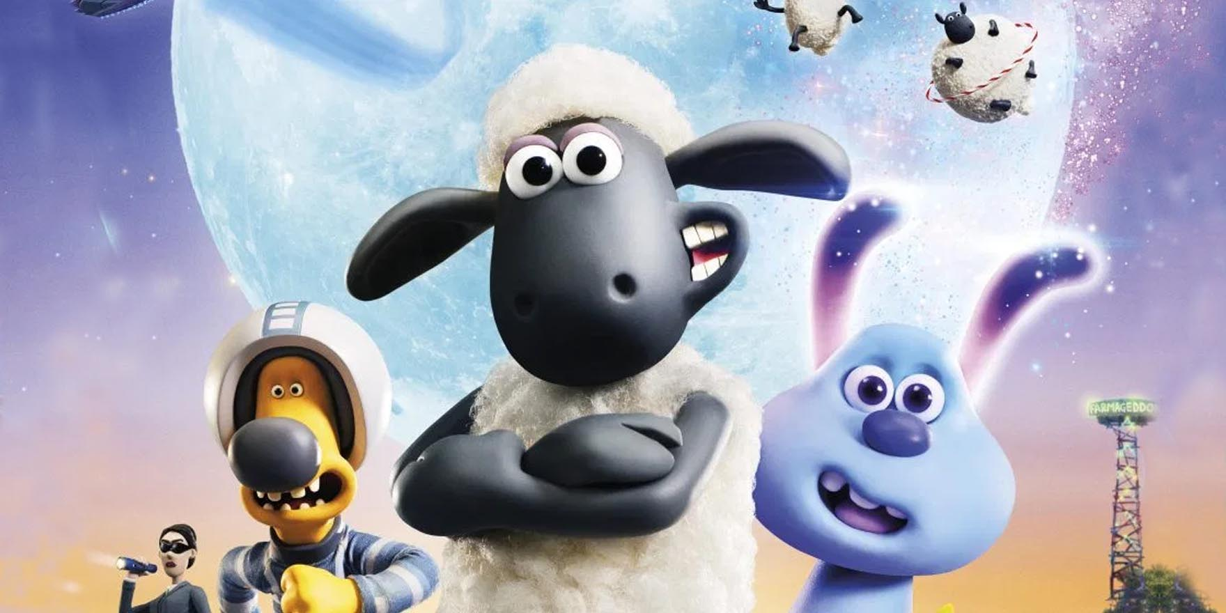 A Shaun the Sheep Movie: Farmageddon - Header Image