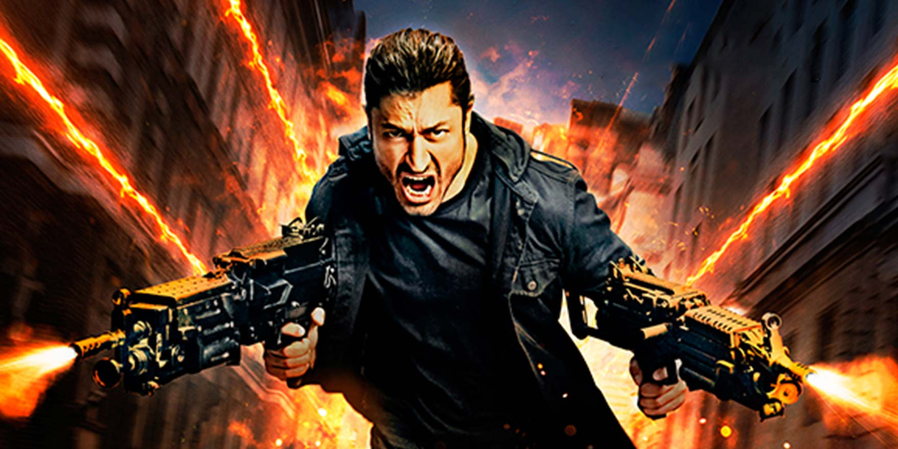 Commando 3 - Header Image