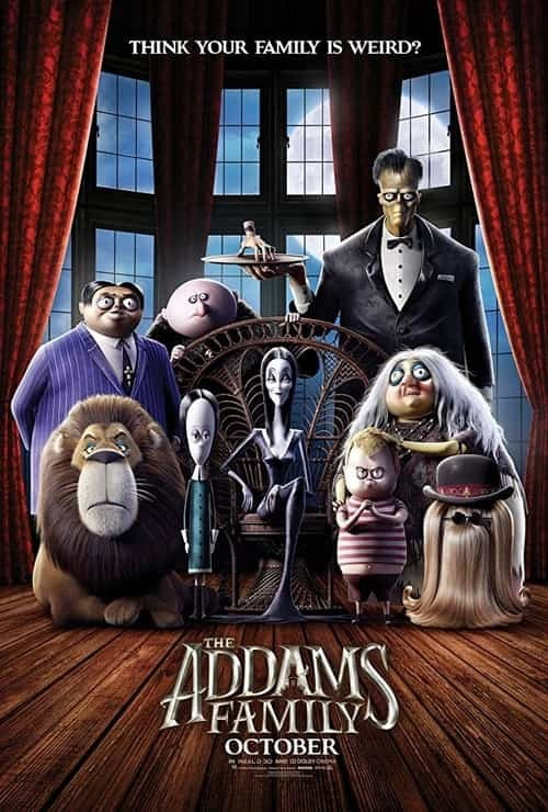 The Addams Family - Poster