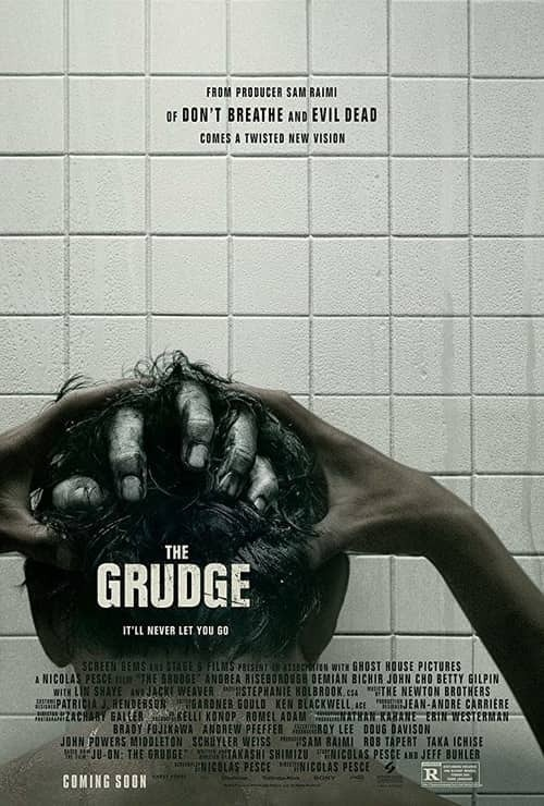 The Grudge - Poster
