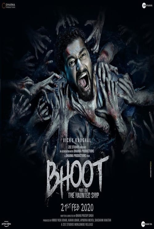 Bhoot: Part One – The Haunted Ship - Poster