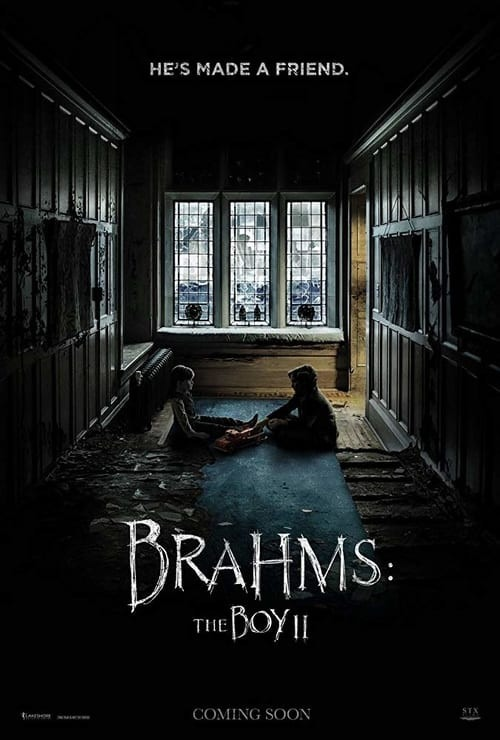 Brahms: The Boy II - Poster
