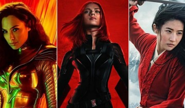 Top upcoming movies with female leads