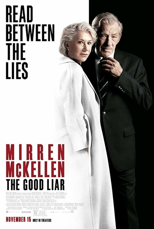 The Good Liar - Poster