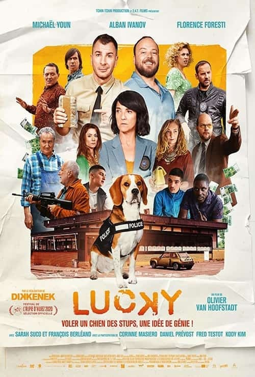 Lucky - Poster