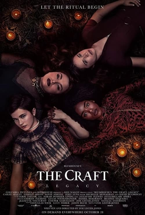 The Craft: Legacy - Poster